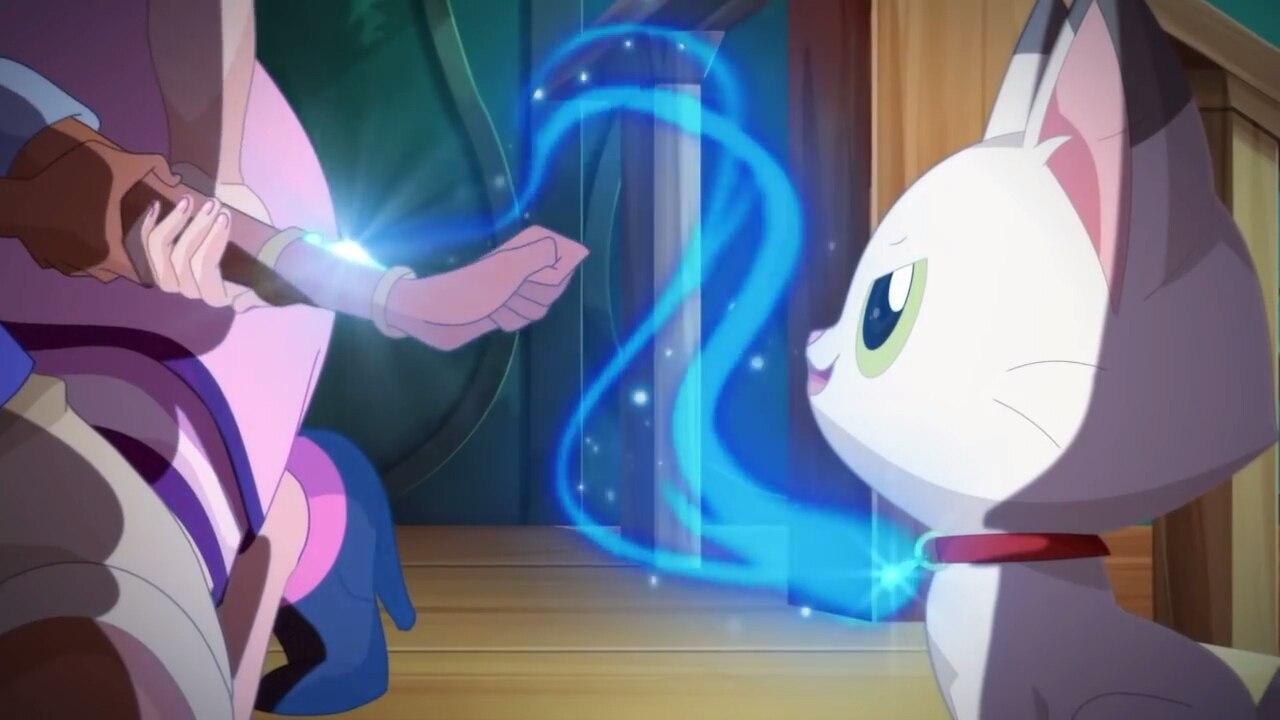 Courtney's Adventures of LoliRock- Super Cute Kitten