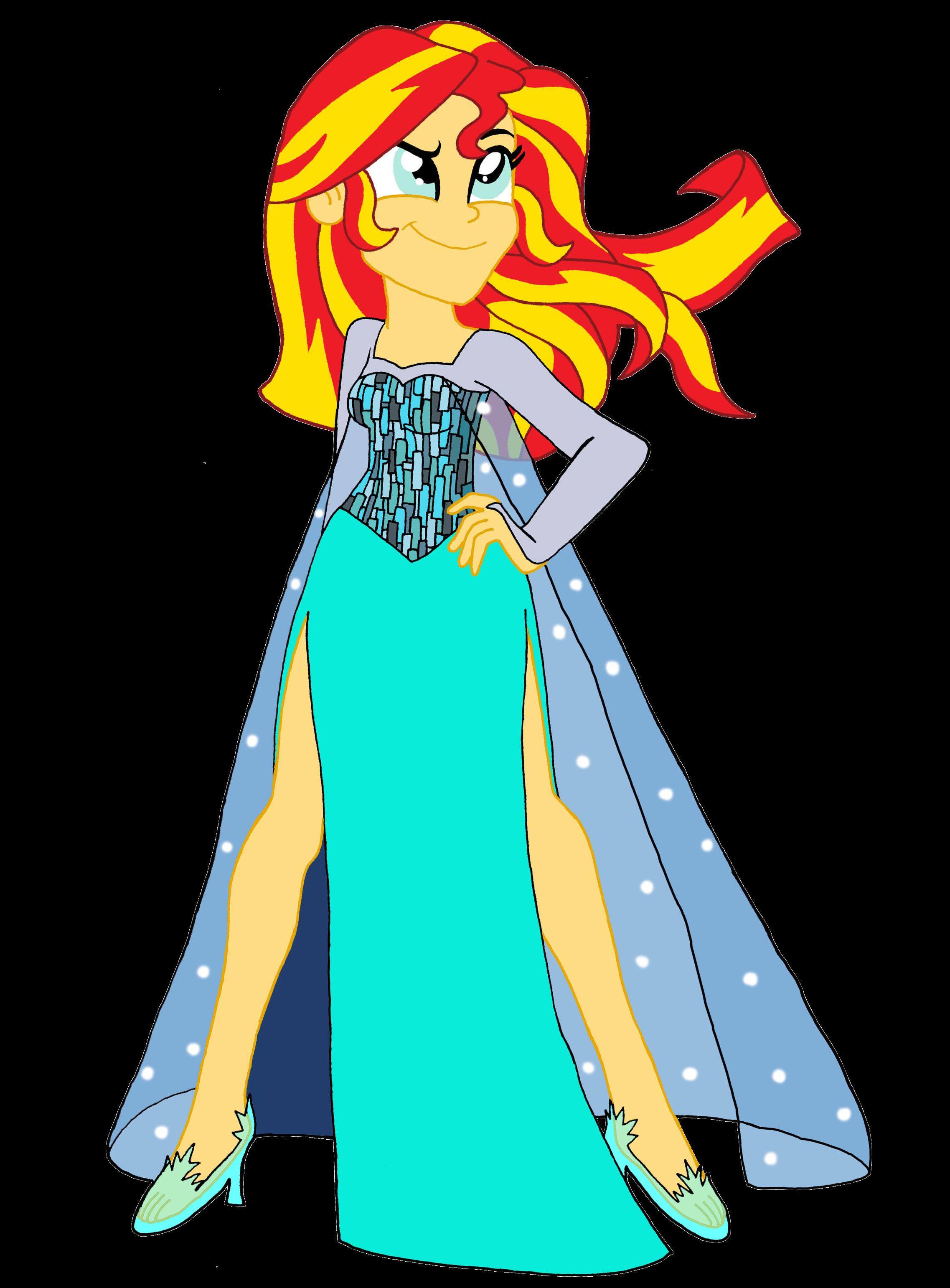 Frozen (Princess Twilight Sparkle's Version)