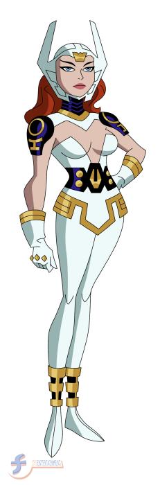 Wonder Woman (Bekka)