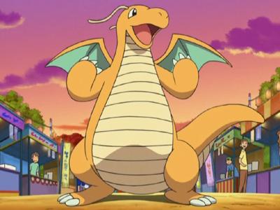 Jeffrey's Dragonite