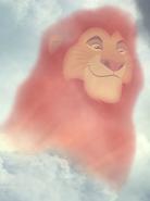 Mufasa in The Lion Guard