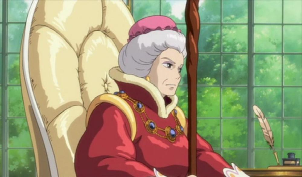 Madame Suliman