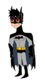 Jeffrey as Batman