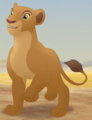 Nala in The Lion Guard