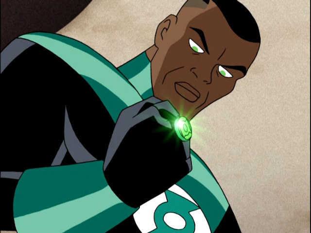 John Stewart (Green Lantern)