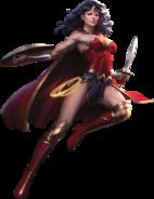 Wonder woman new 52 battle
