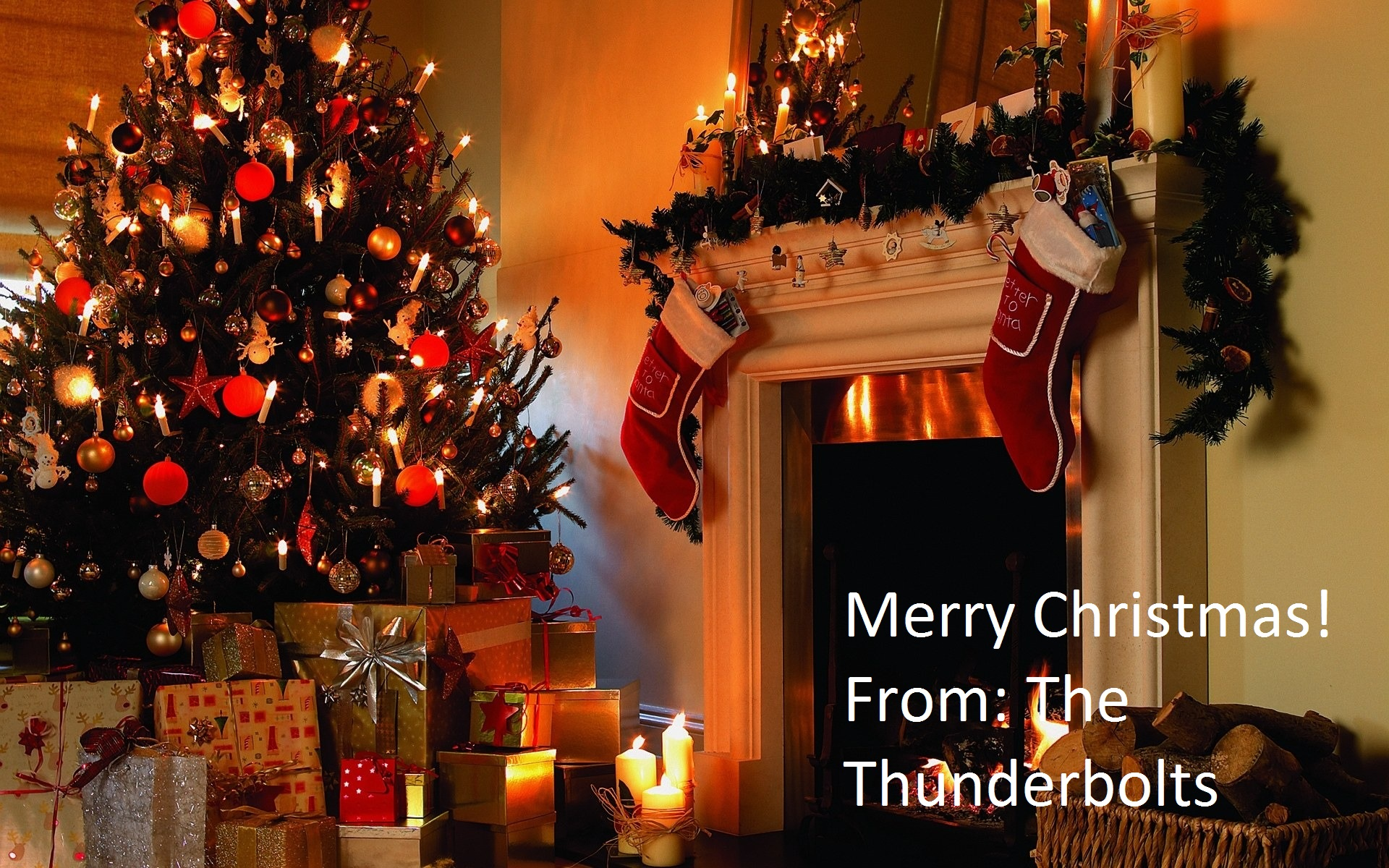 Thunderbolts Christmas Stories