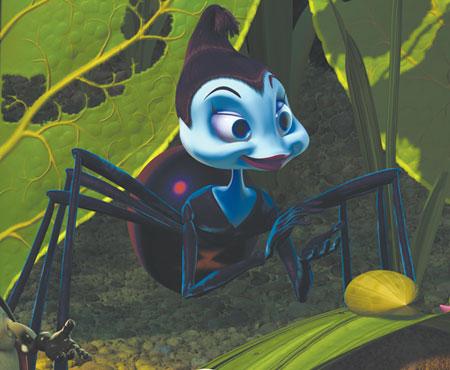 Rosie the Spider