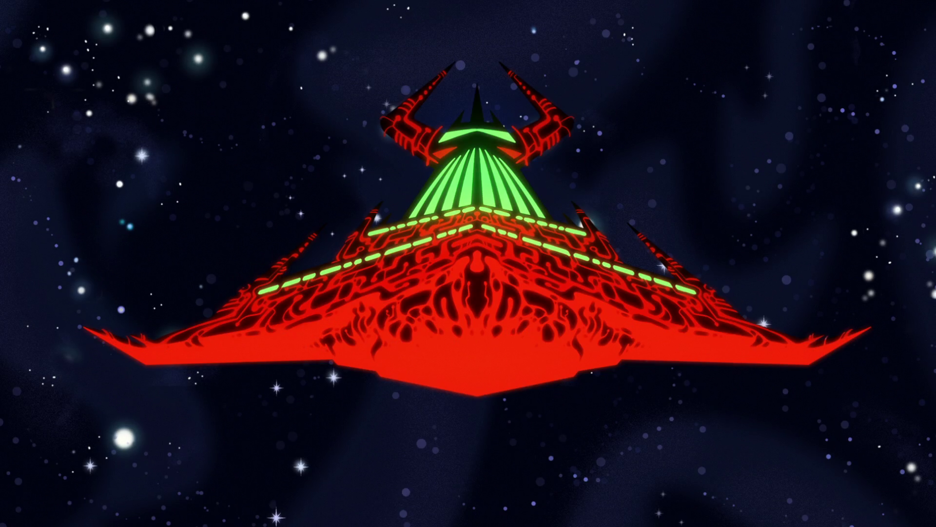 Lord Dominator's mothership