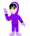 Little Xion winter clothing