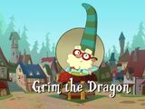 Jeffrey, Jaden, Hiccup and Friends' Storm Adventures of The 7D - Grim the Dragon