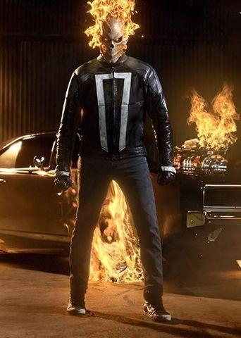 Ghost Rider (Robbie Reyes)