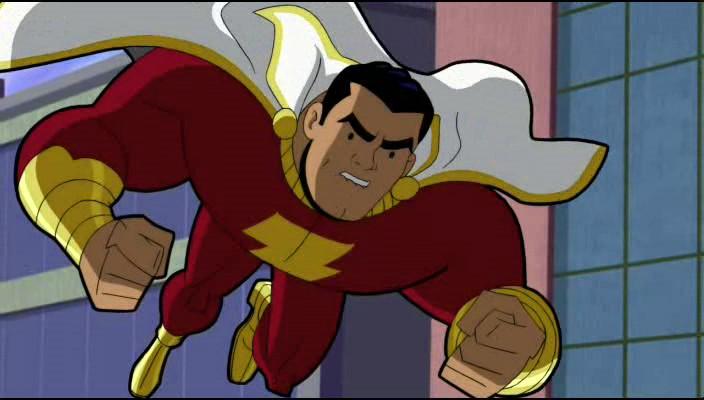 Captain Marvel (DC Version)