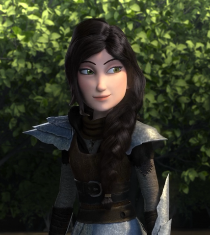 Heather (Dragons: Riders of Berk)