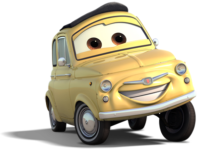 Luigi (Cars)