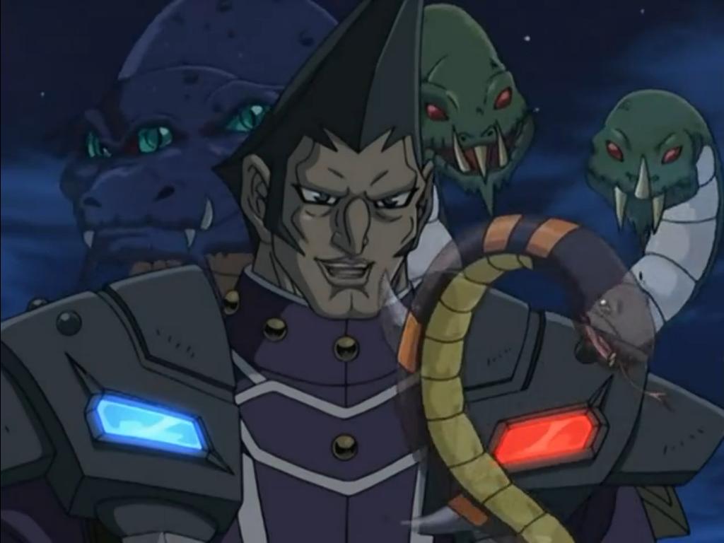Professor Viper