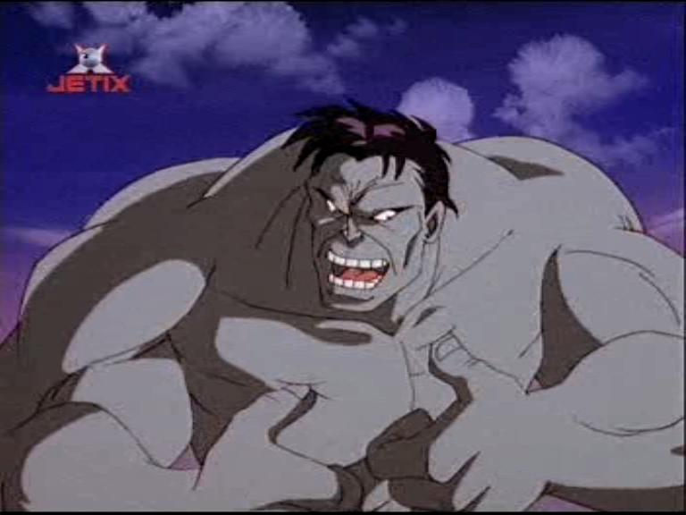 Grey Hulk (Mr. Fix-It)