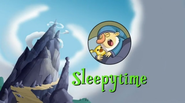 Jeffrey, Jaden & Friends' Storm Adventures of The 7D - Sleepytime