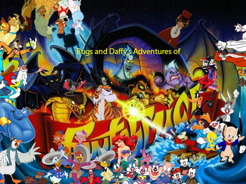 Bugs and Daffy's Adventures of Fantasmic!