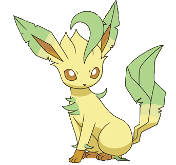 Courtney's Leafeon