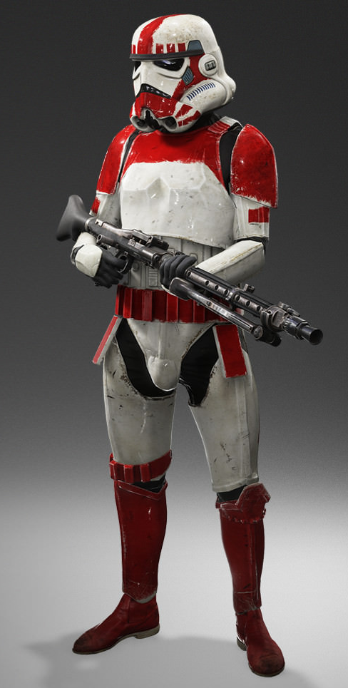 Imperial Shock Troopers