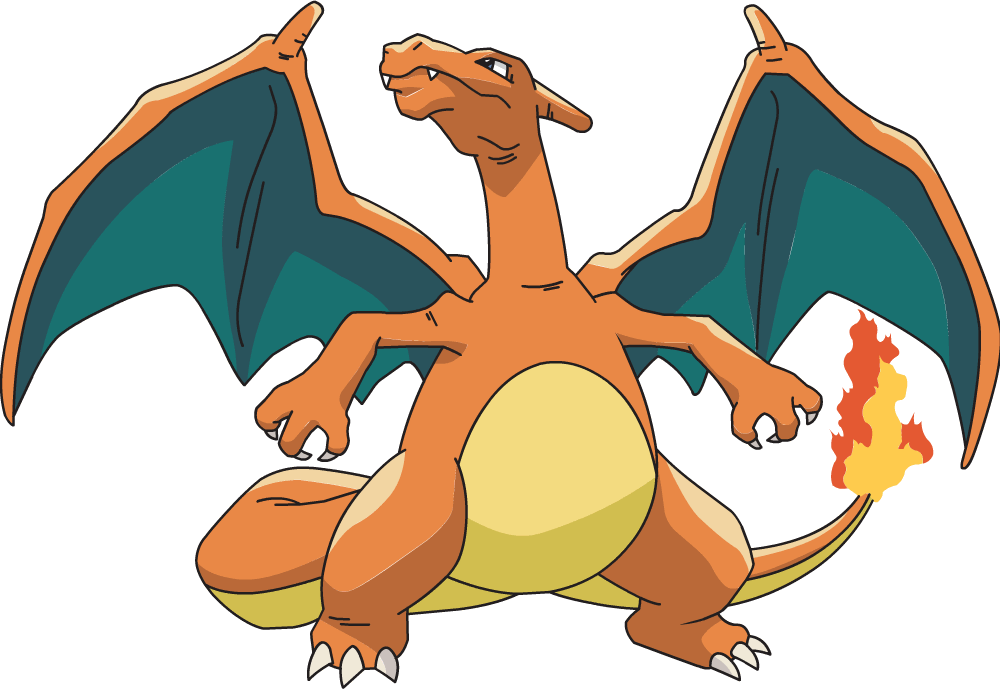 Courtney's Charizard (Susie)