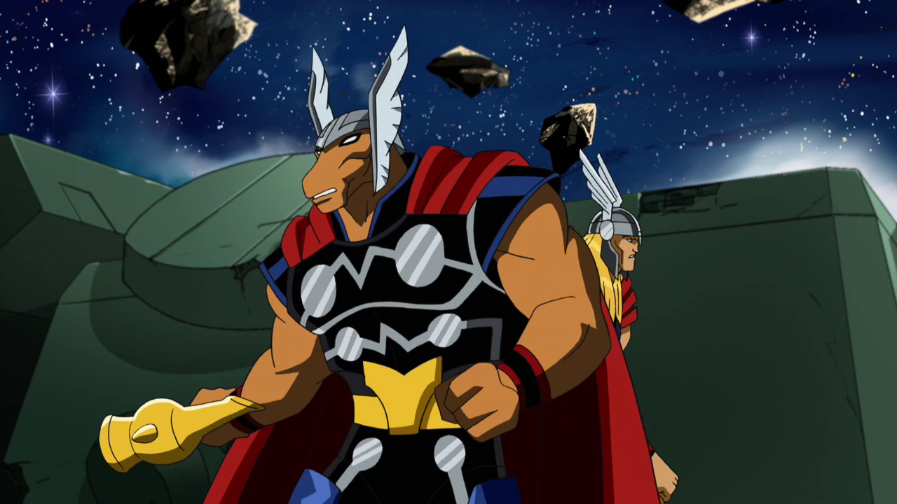 Beta Ray Bill