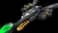 Keyblade Glider (Ventus) KHBBS