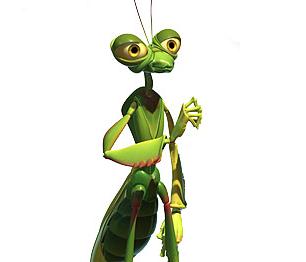 Manny the Mantis
