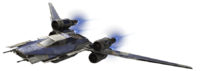 UT-60D U-wing starfighter/support craft