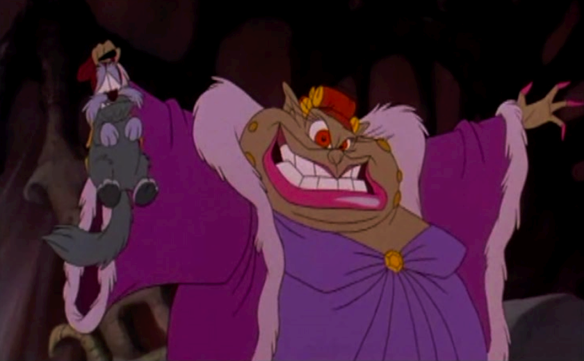 Queen Gnorga
