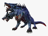 199-1997243 world-of-final-fantasy-cerberus-png-download-transparent