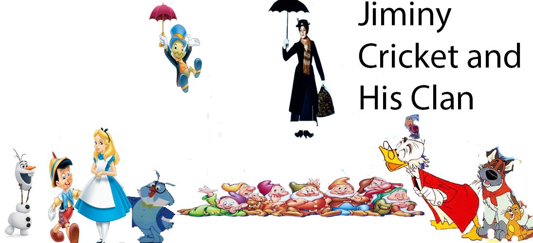 Jiminy Cricket's Adventure Series