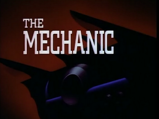 Jeffrey, Jaden & Friends' Storm Adventures of Batman: The Animated Series - The Mechanic