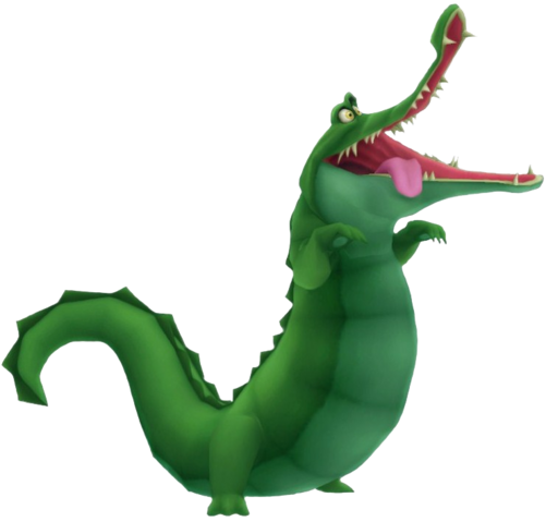 Tick-Tock the Crocodile