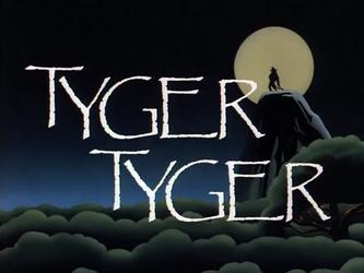 Jeffrey, Jaden & Friends' Storm Adventures of Batman: The Animated Series - Tyger, Tyger
