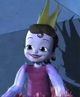 Hannah (Scary Godmother)
