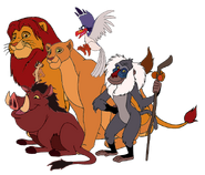 The Lion King Gang