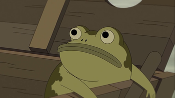 Jason Funderburker (Frog)