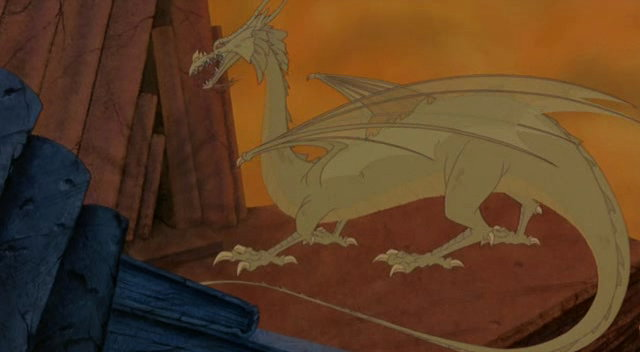 Dragon (Pagemaster)