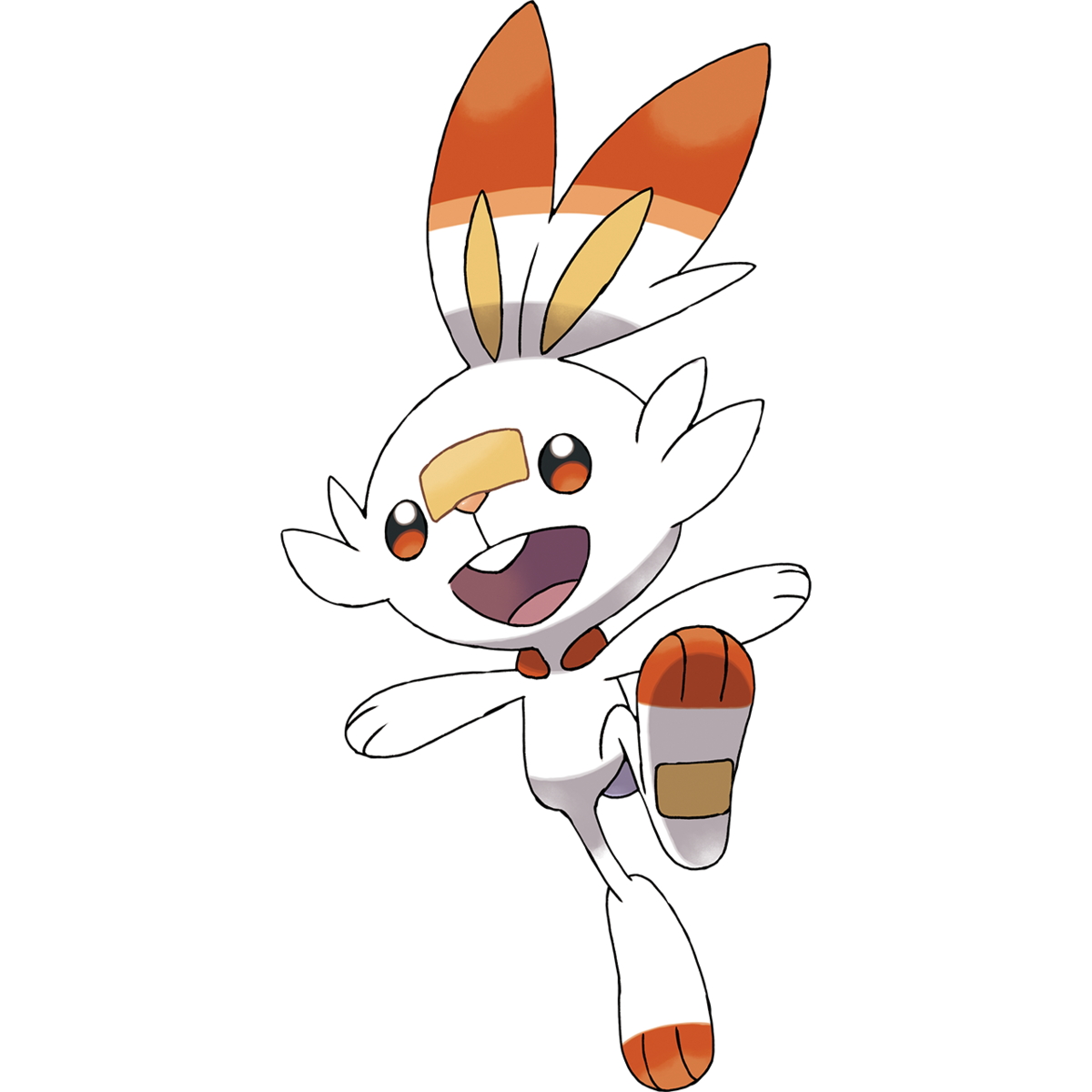 Courtney's Scorbunny