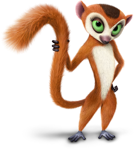 Clover (All Hail King Julien)