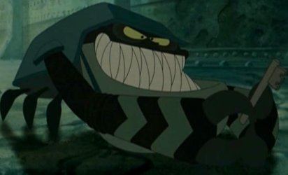 Crab (Help! I'm a Fish!)