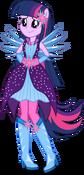 Request princess twilight pony up by limedazzle-dapneec