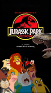 Chris the Lion's Adventures of Jurassic Park