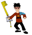 Jeffrey and the Keyblade