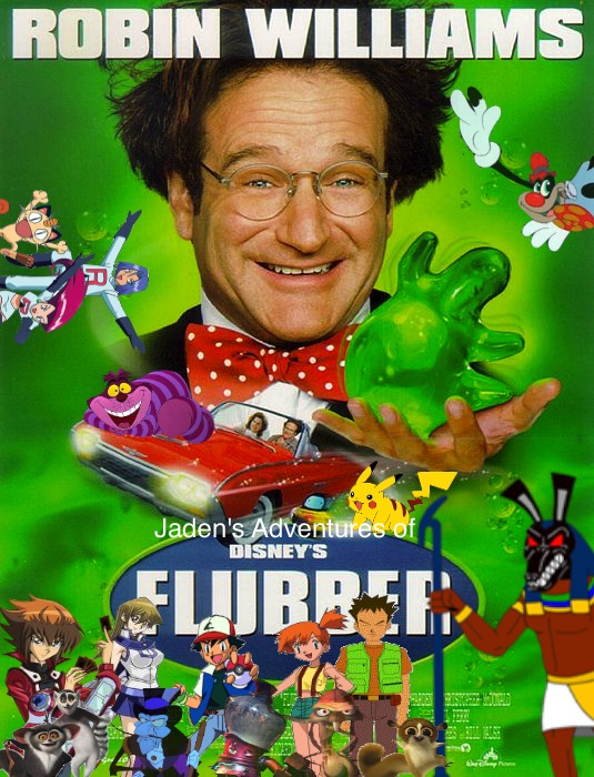 Jaden's Adventures of Flubber