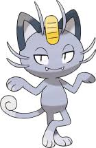 Eclipse's Meowth