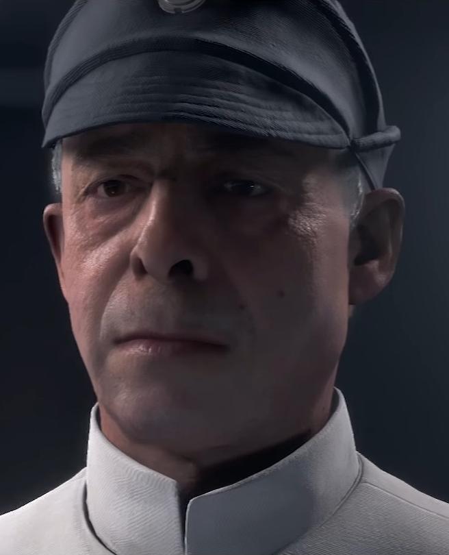 Admiral Garrick Versio