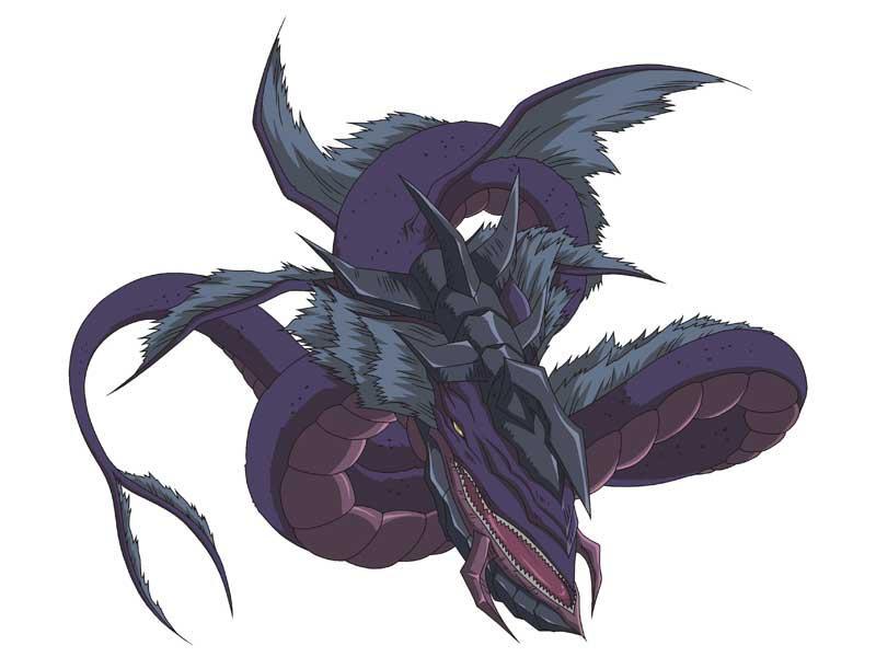 Grand Dragon Leviathan